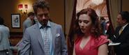 Tony Stark & Natalie Rushman