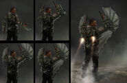 Captain America The Winter Soldier 2014 concept art 39
