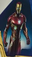 Iron man IW armor