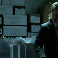 Murdock discute con Nelson del trabajo.
