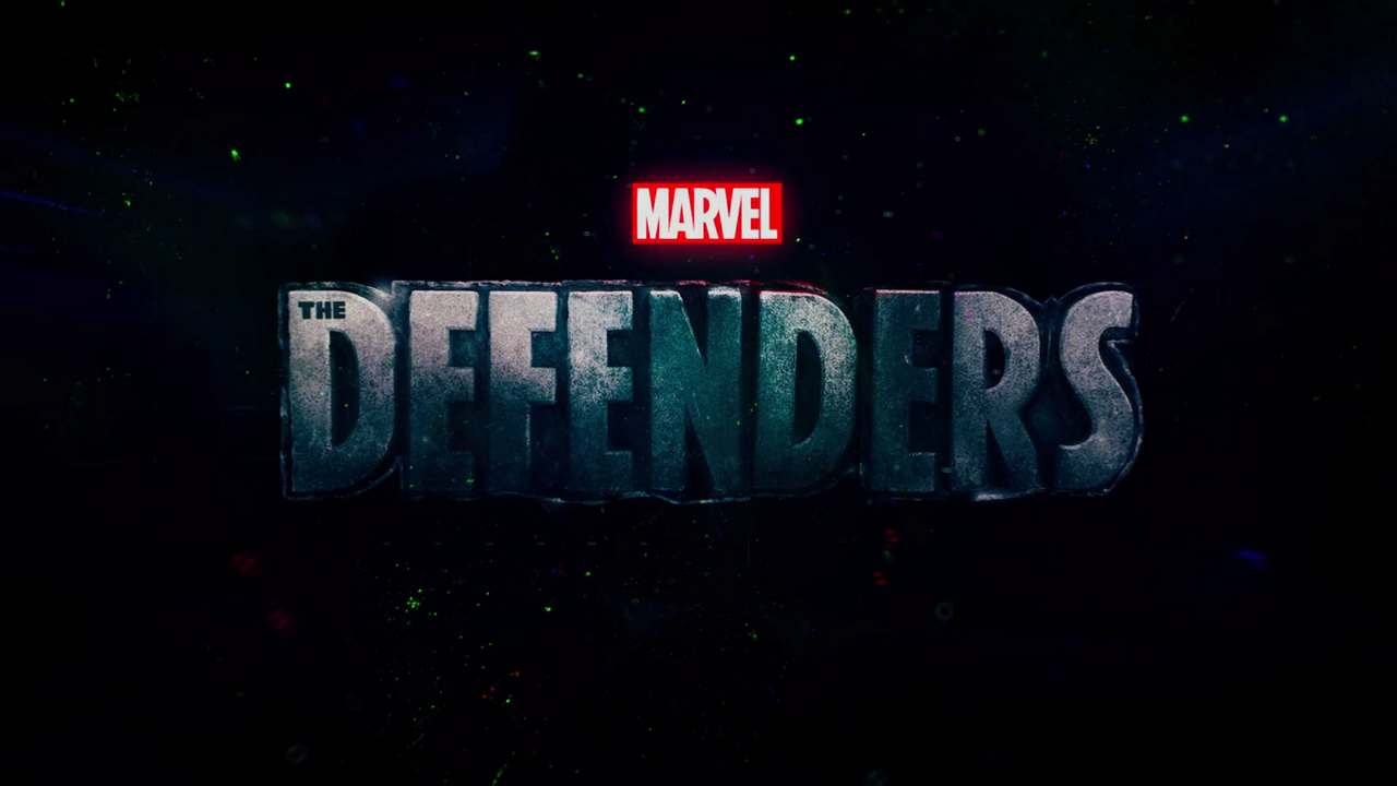 Image result for the defenders title card
