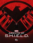 Agents of S.H.I.E.L.D. Season 2 With ABC Logo
