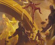 Battle of Titan concept art 15