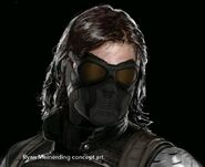 CATWS Winter Soldier concept art 10