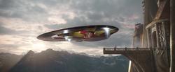 Commodore - Asgard Palace Drop-Off