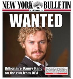 Danny Rand - NYB