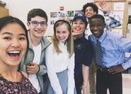 SMH BtS Classmates