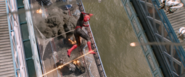 Spider-Man Bridge Web