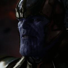 Thanos habla personalmente con Ronan.