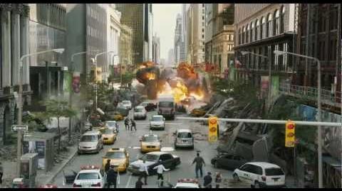The Avengers Los Vengadores - Tráiler Oficial - Subtitulado