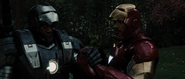 War Machine Mark I & Iron Man Mark VI
