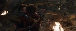 ''Is not a hug''