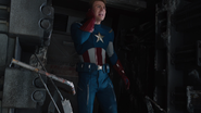 Captain America (Fixing the Helicarrier)