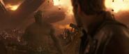 Drax Dies (Infinity War)