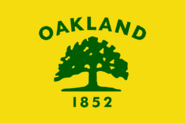 Flag of Oakland