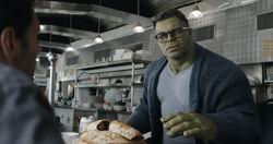 Hulk Restaurant (Endgame)