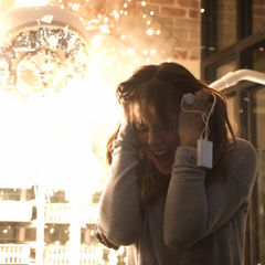 Skye lucha por controlar sus nuevos poderes.