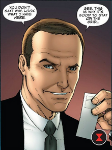 Coulson to Widow