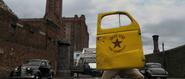Lucky Star Cab Company - Door Shield (2)