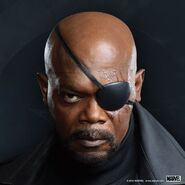 Nick Fury TSW Headshot