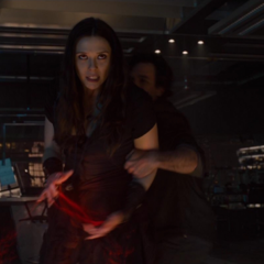 Wanda es confrontada por Banner.