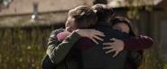 Barton's hug
