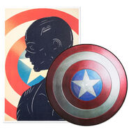 Captain America- The First Avenger Vinyl Picture Disc
