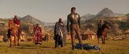 Killmonger & Border Tribe