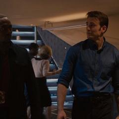 Rogers y Wilson hablan de la búsqueda de Barnes.