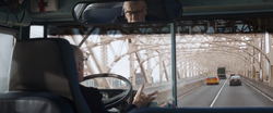 Stan Lee - Bus Driver