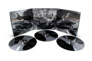 Black Panther Soundtrack Vinyl Interior
