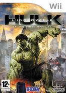 Hulk Wii FR cover