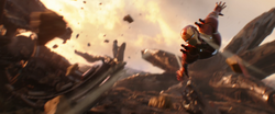 Iron Man (Battle of Titan)