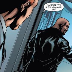 Fury se entera por Coulson de las anomalías en Nuevo México.