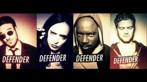 Defenders Motion poster - Banner