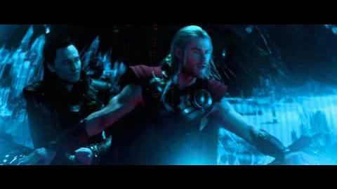 Marvel España Thor El Mundo Oscuro El escape