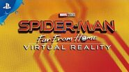 Spider-Man Far From Home VR Experience Trailer PSVR