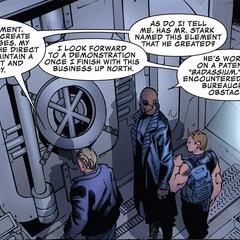 Barton se reúne con Fury.
