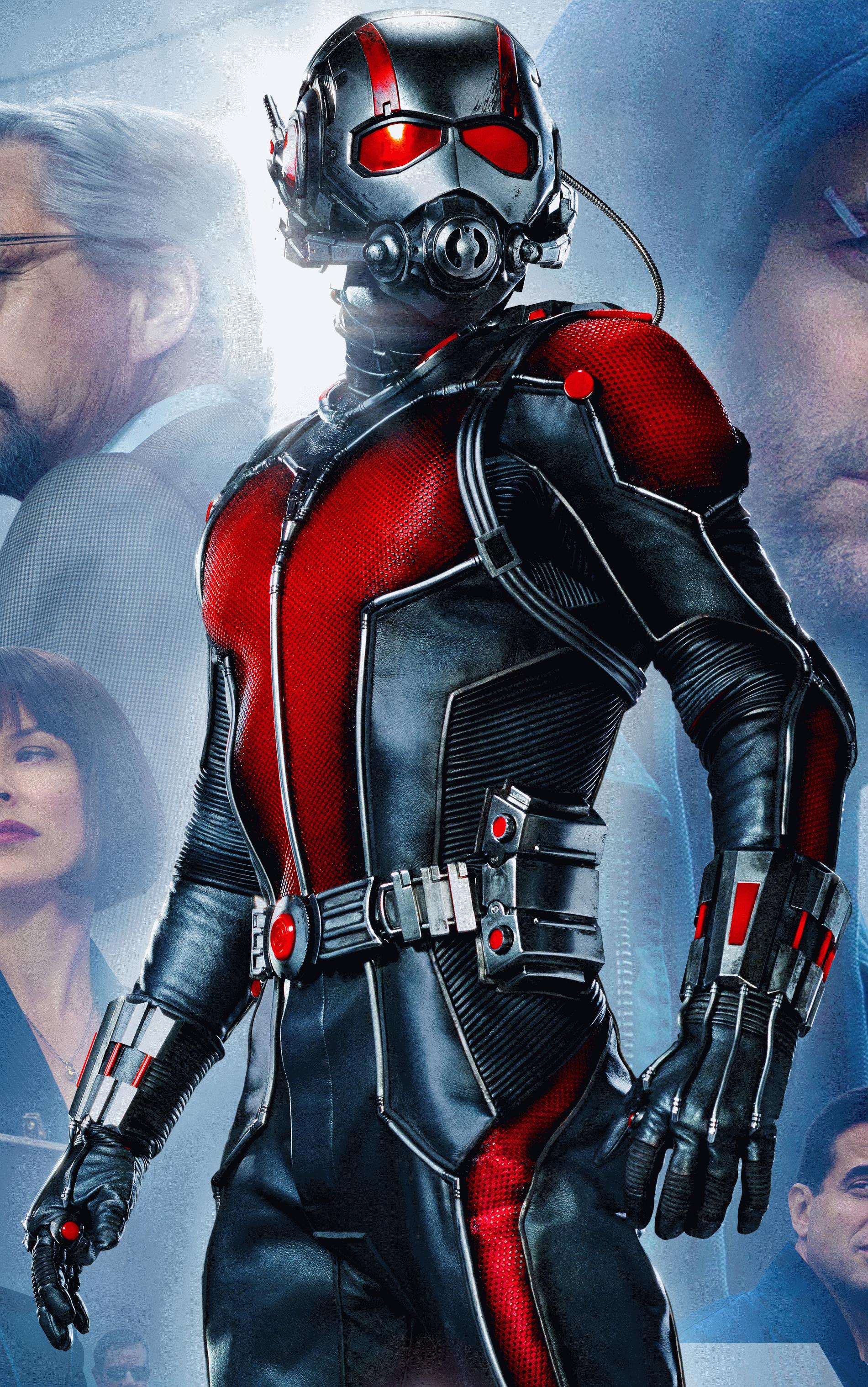 Ant Man Kinox To