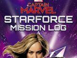 Captain Marvel: StarForce Mission Log