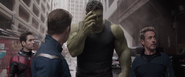 Hulk Embarrassed