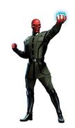 Red Skull art 2