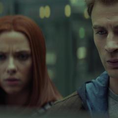 Rogers descubre la verdad sobre HYDRA y S.H.I.E.L.D.