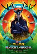Thor Ragnarok French Character Posters 02