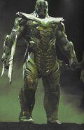 Warlord Thanos concept art 13