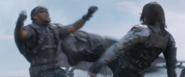 Winter Soldier Kick
