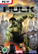 Hulk PC DE cover