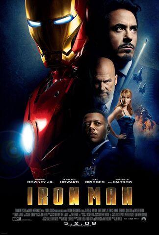 Soubor:Iron Man Official Poster.jpg
