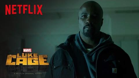 "Luke Cage Clip ""Haven't Heard"" HD Netflix"