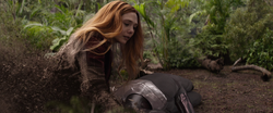 Scarlet Witch Dies